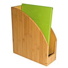 WEDO Stehsammler 611307 Bambus A4 braun