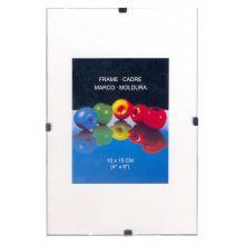Bildhalter 72720 aus Glas rahmenlos 10x15 cm