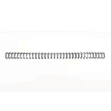GBC Drahtbinderücken WireBind 100 Stück DIN A4 3:1-Teilung 8mm schwarz