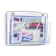 CEP Wandkorb magnetisch DIN A4 glasklar