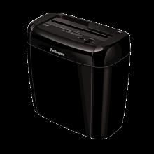 FELLOWES Aktenvernichter Powershred® 36C Partikelschnitt 4 x 40 mm P-4 schwarz