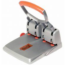 RAPID Locher HDC150 für 150 Blatt 4-fach silber/orange