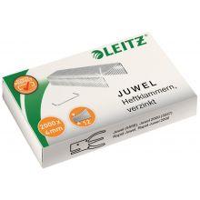 "LEITZ Heftklammern ""Juwel"" 5640/00 2000 Stück verzinkt"