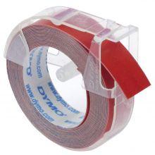 DYMO Prägeband 9 mm x 3 m glänzend rot
