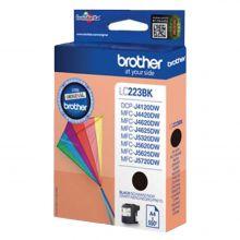 BROTHER Tintenpatrone LC223BK 0,55K schwarz