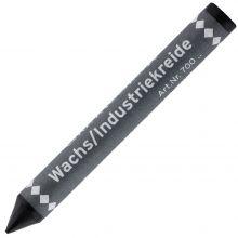 CRETACOLOR Industrie-Wachskreide 700 12 Stück schwarz