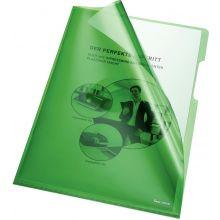 BENE Aktenhülle 205000 A4 150 my glatt grün