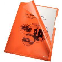 BENE Aktenhülle 205000 A4 150 my glatt orange
