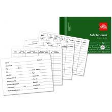 OMEGA Fahrtenbuch 832 A6 quer 50 Blatt