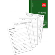 OMEGA Fahrtenbuch 831 A5 50 Blatt