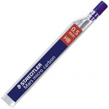 STAEDTLER Feinmine Mars Micro 250 HB 0,5 mm blau