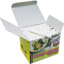 JOLLY Kreide 8300 100 Stück bruchfest weiß