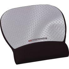 3M™ Mousepad mit Gel-Handgelenkauflage schwarz