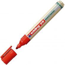 EDDING Whiteboardmarker 28 EcoLine Rundpsitze 1,5-3 mm rot