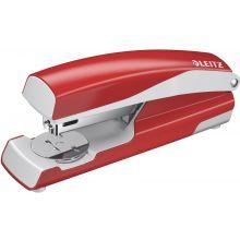 LEITZ Hefter 5502 New NeXXt 30 Blatt aus Metall rot