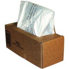 FELLOWES Abfallsäcke 50 Stück  53-75 Liter transparent