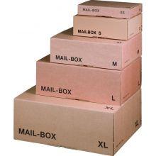 SMARTBOX Versandkarton XS braun