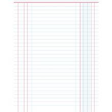 URSUS Kassabuch T 540/1 A5 40 Blatt 1 Kollone