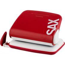 SAX Locher Design 318 für 15 Blatt rot
