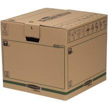 FELLOWES Umzugsbox Bankers Box 48 x 41,2 x 47 cm braun