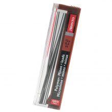 ARISTO Feinminen Hi-Polymer 12 Stück 0,5 mm H graphit