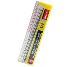 ARISTO Feinminen Hi-Polymer 12 Stück 0,35 mm 2H graphit