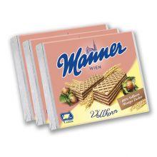 MANNER Vollkorn Schnitten 3x 75 g