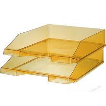 HAN Briefkorb 1026-X-25 transparent gelb