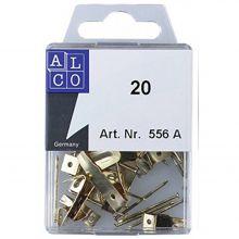 ALCO Bildaufhänger 556A 20-teilig