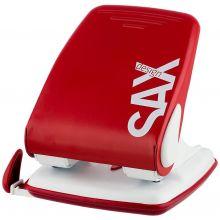 SAX Locher 518 Design für 40 Blatt rot