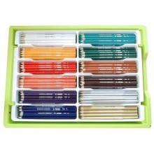 JOLLY Buntstifte 9590-0048 Big Box Ergänzungsfarben 240 Stück mehrere Farben