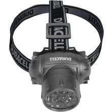 DURACELL Stirnlampe Explorer HDL-1 schwarz