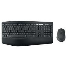 LOGITECH Desktop Set MK850 wireless schwarz