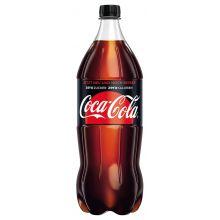 COCA COLA Zero PET-Flasche 1,5 Liter