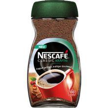 NESCAFE Löskaffee Classic kräftig 200g