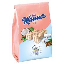 MANNER Waffeln Cocos im Beutel 400g