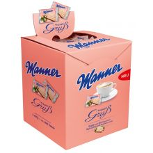 MANNER Waffeln Wiener Gruß 300 Stück
