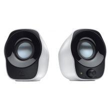 LOGITECH Lautsprecher Z120 Mini schwarz/silber