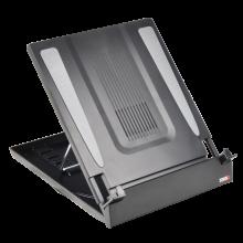 DESQ Tablet- und Notebookständer 1503 Aluminium schwarz
