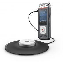 PHILIPS Audiorecorder VoiceTracer DVT4110 silber