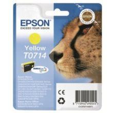 EPSON Tintenpatrone T0714 yellow