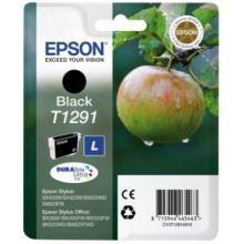 EPSON Tintenpatrone T1291 schwarz