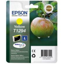 EPSON Tintenpatrone T1294 yellow