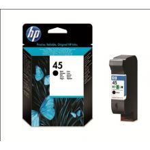 HP Tintenpatrone Nr.45 schwarz