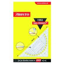 ARISTO Geo-Dreieck 1553 mit Griff 16 cm