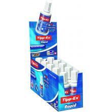 TIPP-EX Korrekturfluid 8119143 Rapid 25 ml weiß
