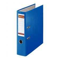 BENE Ordner 2914 DIN A4 breit 8 cm blau