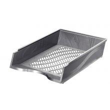 BENE Briefkorb 60100 A4/C4 silber metallic