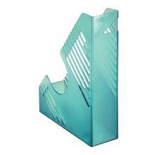 BENE Stehsammler 50100 A4 PP blau transparent