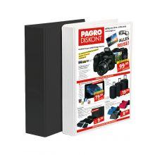 Präsentationsringbuch 4-Ring 50 mm